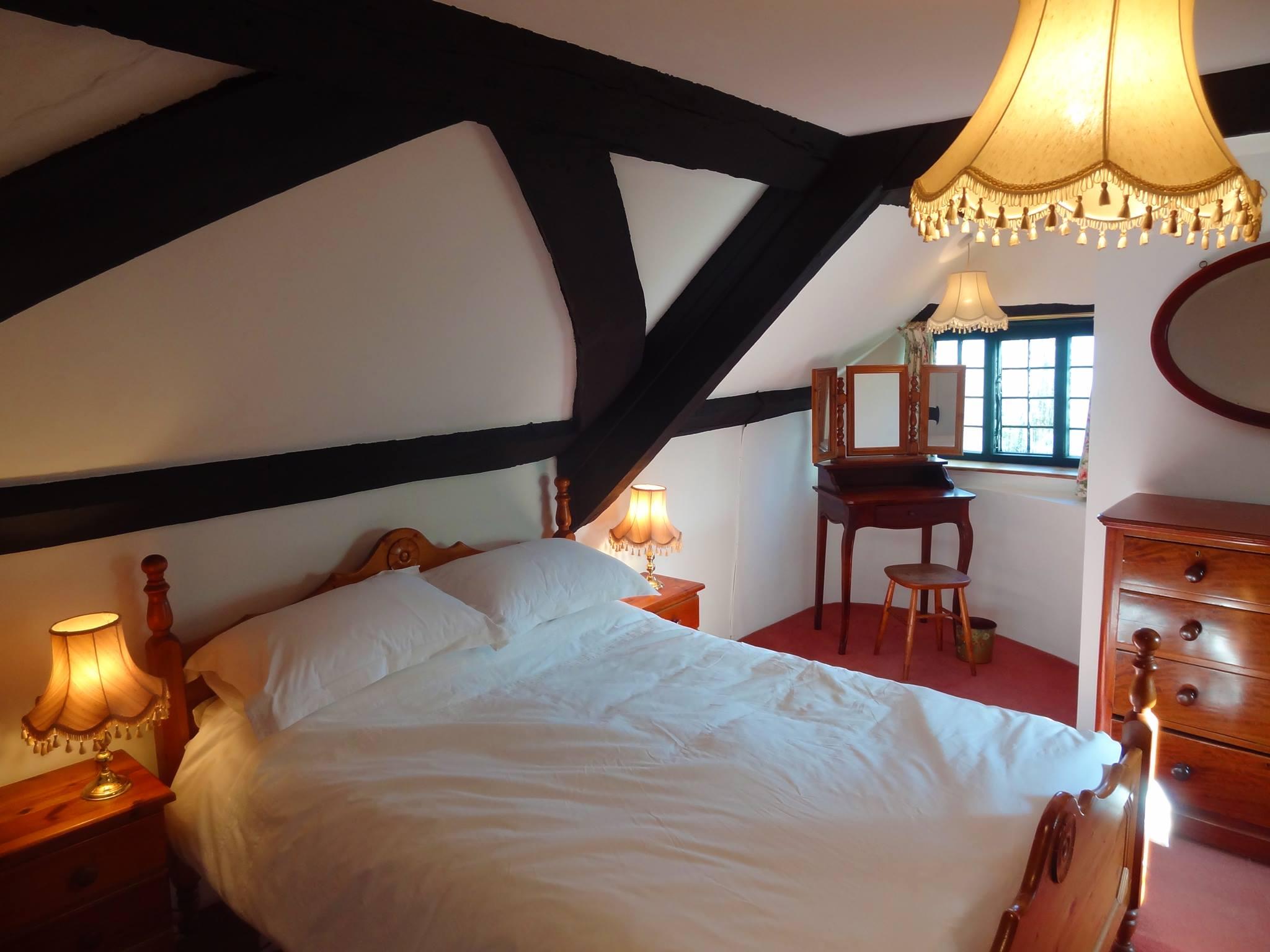 St Pancras Bedroom
