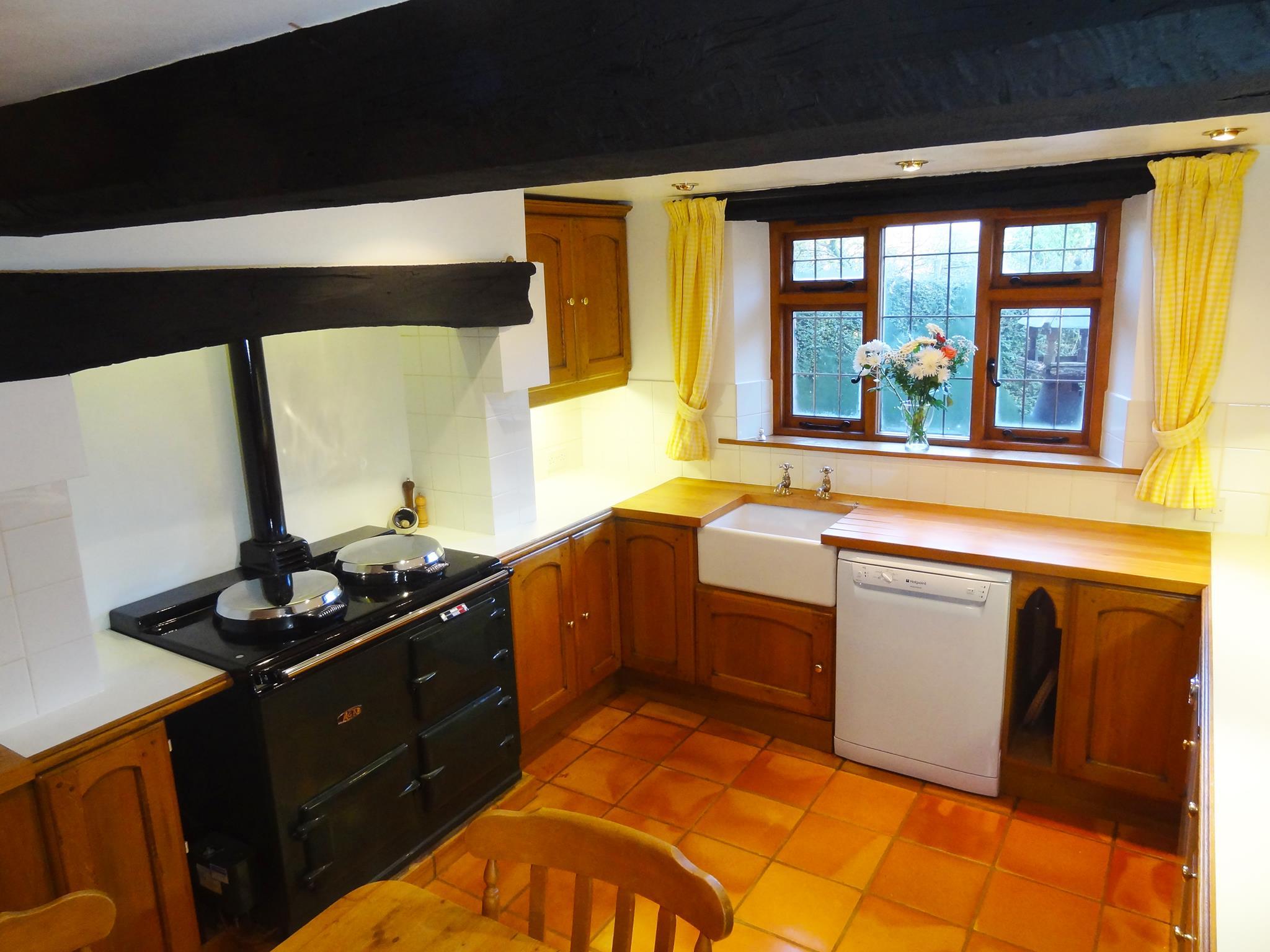 St Pancras kitchen