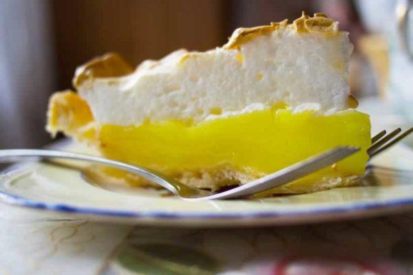 St Pancras Chapel Lemon Meringue Pie